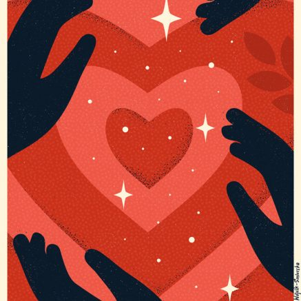 Poster by Martyna Wójcik-Śmierska