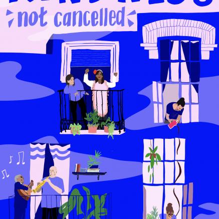 Kindness Not Cancelled by Lisa Saldivar